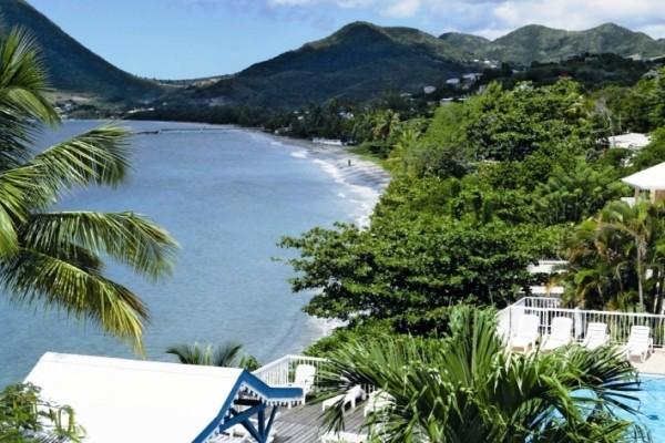 Plage - Résidence hôtelière Diamant Beach 2* Fort De France Martinique