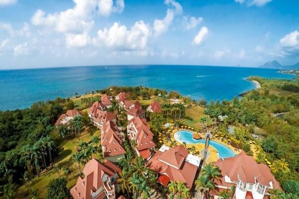 Vue panoramique - Village Vacances Pierre & Vacances Sainte-Luce 3* Fort De France Martinique