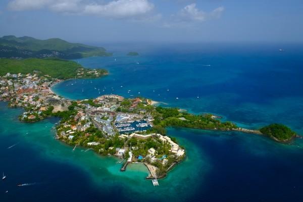 Vue panoramique - Résidence Village Créole Fort De France Martinique