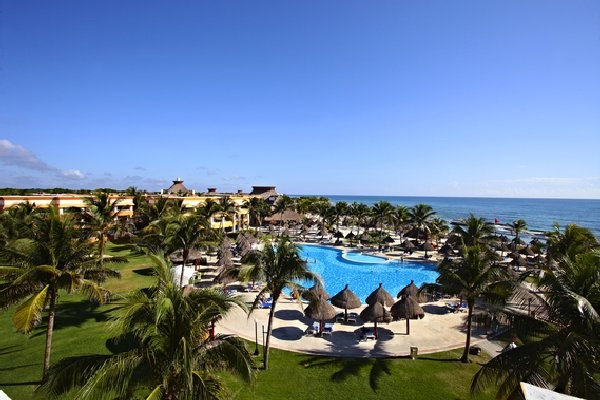 Autres - Hôtel Bahia Principe Grand Tulum 5* Cancun Mexique
