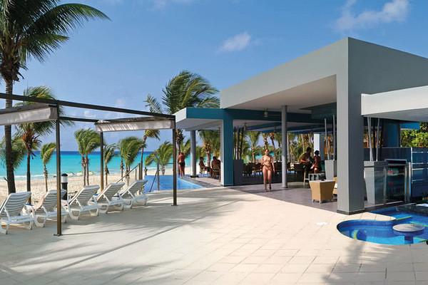 Bar - Hôtel Riu Yucatan 5* Cancun Mexique
