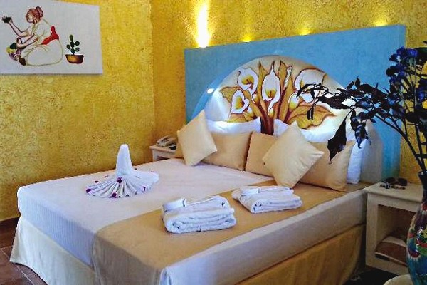 Chambre - Club Bravo Club Pavoreal 4* Cancun Mexique