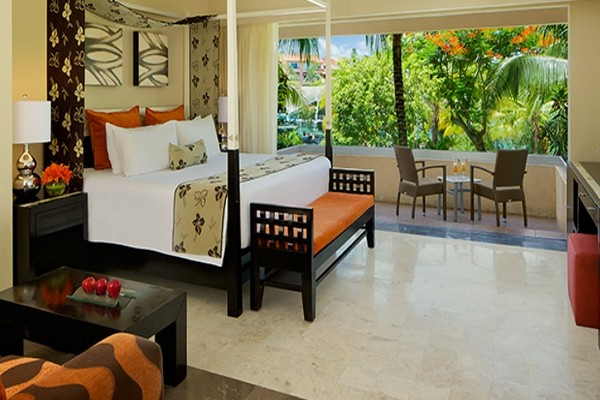 Chambre - Hôtel Dreams Puerto Aventuras Resort & Spa 4* Cancun Mexique