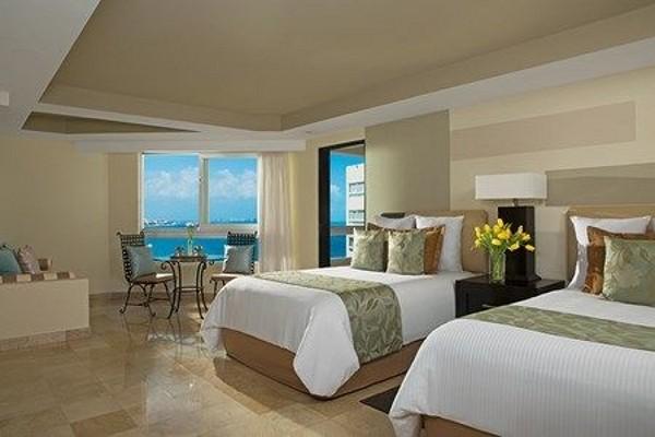 Chambre - Hôtel Dreams Sands Cancun Resort & Spa 5* Cancun Mexique