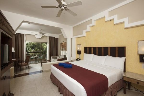 Chambre - Hôtel Iberostar Sélection Paraiso Maya 5* Cancun Mexique