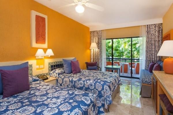 Chambre - Hôtel Iberostar Tucan 5* Cancun Mexique