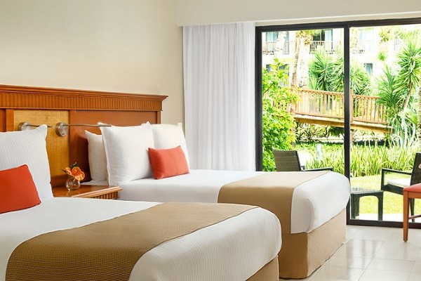 Chambre - Hôtel The Reef Coco Beach 4* Cancun Mexique