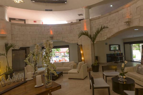 Hall - Hôtel Adhara Hacienda Cancun 4* Cancun Mexique