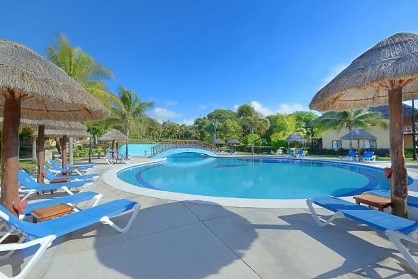 Piscine - Hôtel Allegro Playacar Resort 4*