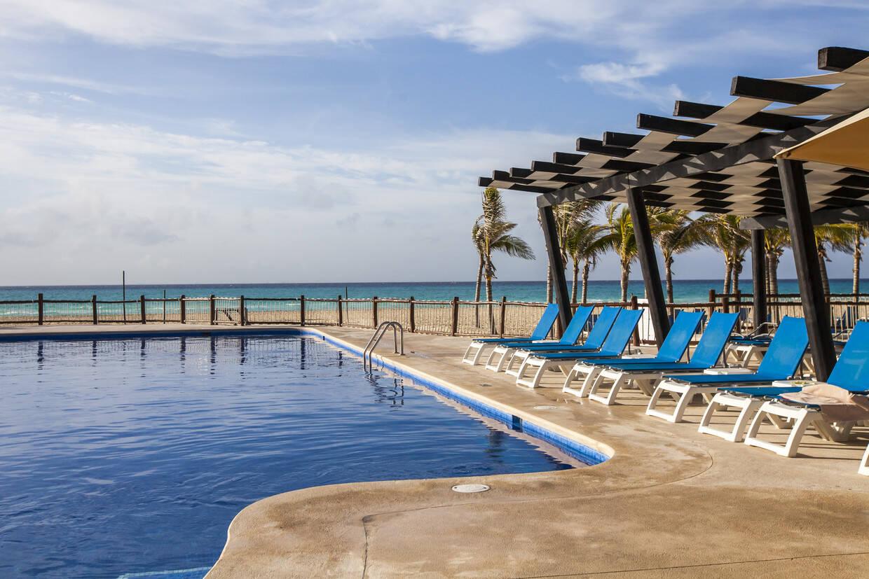 Piscine - Allegro Playacar All Inclusive 3* Cancun Mexique