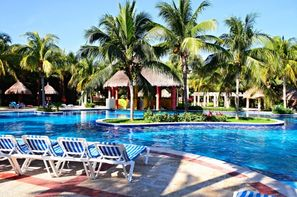 Mexique-Cancun, Hôtel Bahia Principe Grand Coba