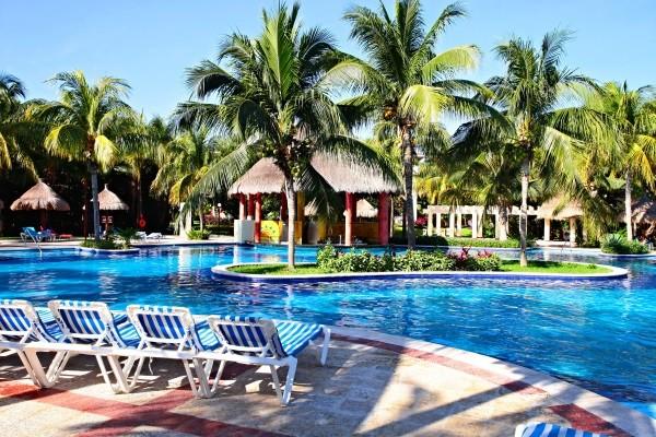 Piscine - Hôtel Bahia Principe Grand Coba 5* Cancun Mexique