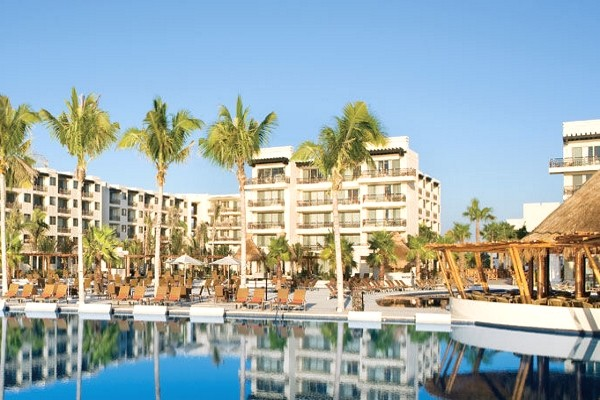Piscine - Hôtel Dreams Riviera Cancun 5* Cancun Mexique