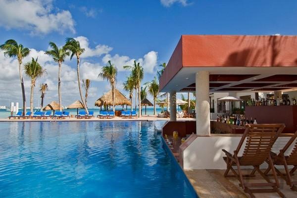 Piscine - Hôtel Dreams Sands Cancun Resort & Spa 5* Cancun Mexique