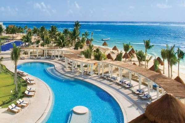 h tel dreams tulum resort spa tulum mexique go voyages. Black Bedroom Furniture Sets. Home Design Ideas