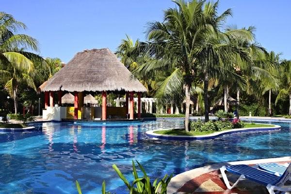 Piscine - Club Fram Expériences Grand Bahia Principe Coba 5* Cancun Mexique