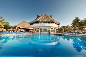 Mexique-Cancun, Club Framissima Viva Wyndham Maya