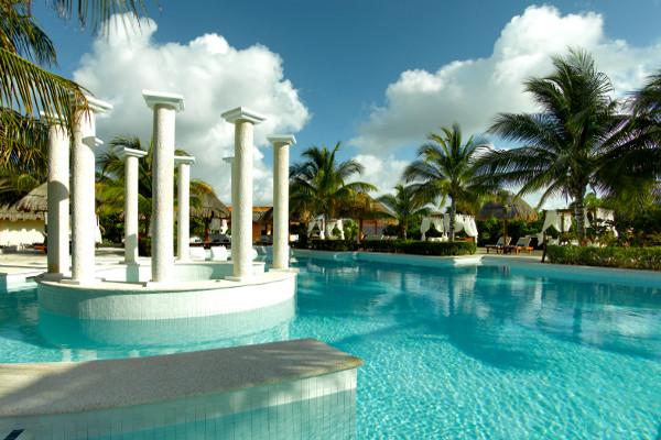 Piscine - Hôtel Grand Palladium Colonial & Kantenah Resort & Spa 5*