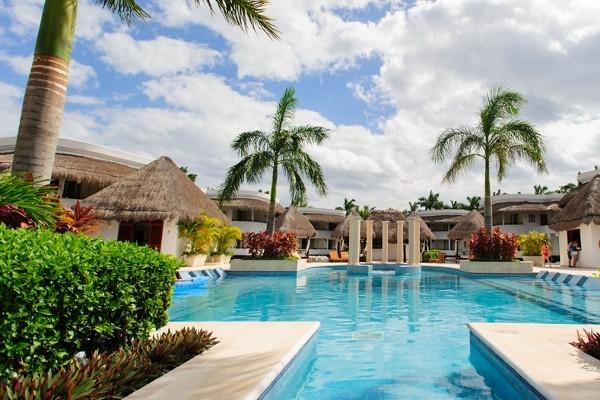 Piscine - Grand Sunset Princess 5* Playa Del Carmen MEXIQUE