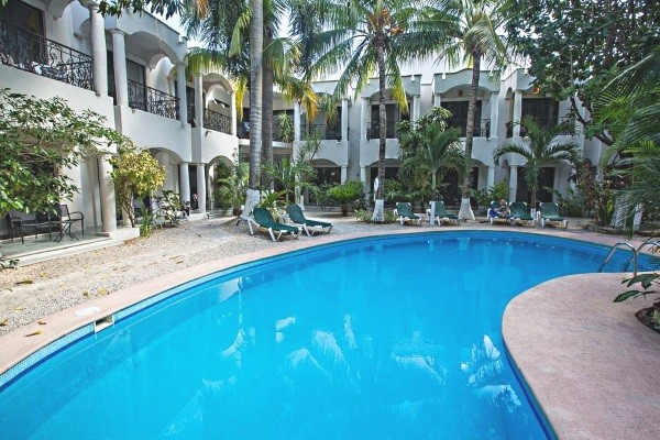 Vacances Playa del Carmen: Hôtel Hacienda Paradise
