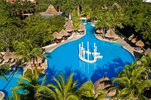 Mexique-Cancun, Hôtel Iberostar Paraiso Del Mar