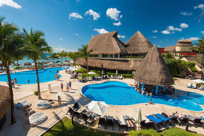 Piscine - Club Lookéa Riviera Maya 4* Cancun Mexique