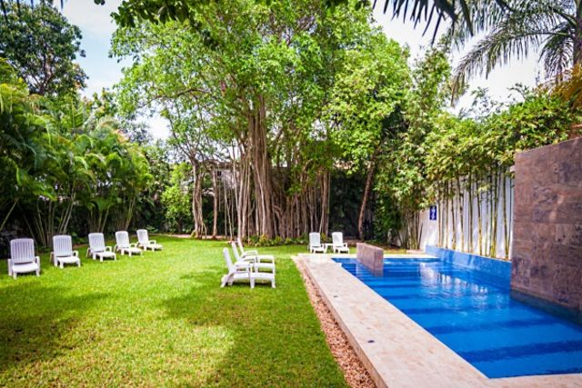 Fram Mexique : hotel Hôtel Nina - Cancun