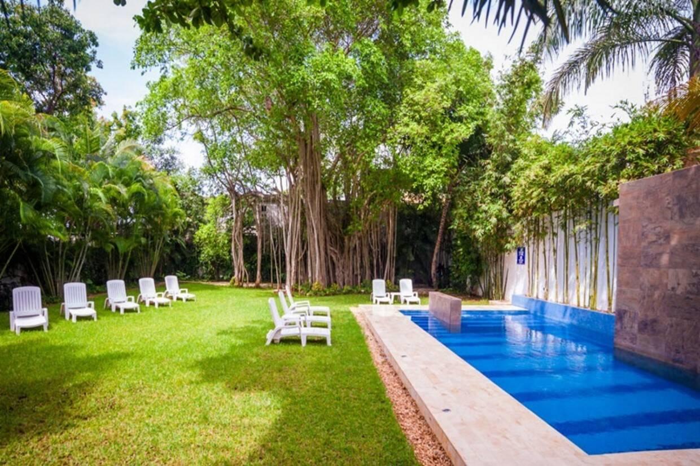 Piscine - Hôtel Nina 3* Cancun Mexique