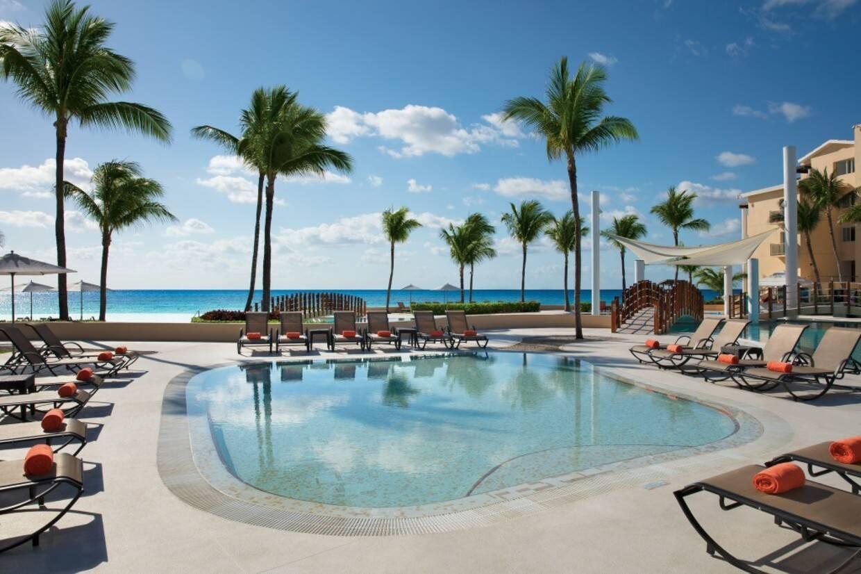 Piscine - Now Jade Riviera Cancun 5* Cancun Mexique