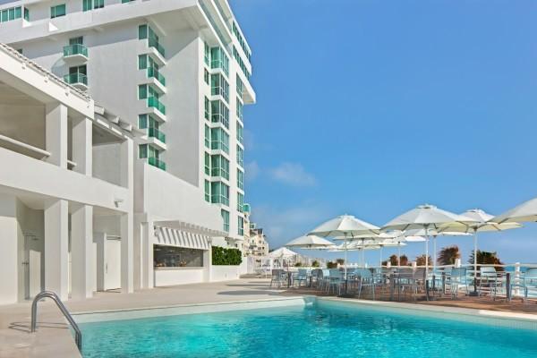 Piscine - Oleo Cancun Playa 4* Cancun Mexique