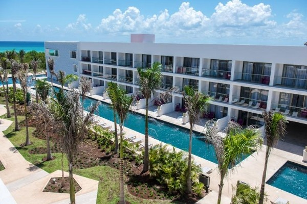 Piscine - Hôtel Platinium Yucatan Princess 5*