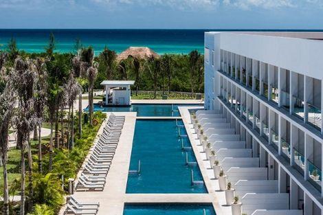 Mexique-Hôtel Platinum Yucatan Princess 5*