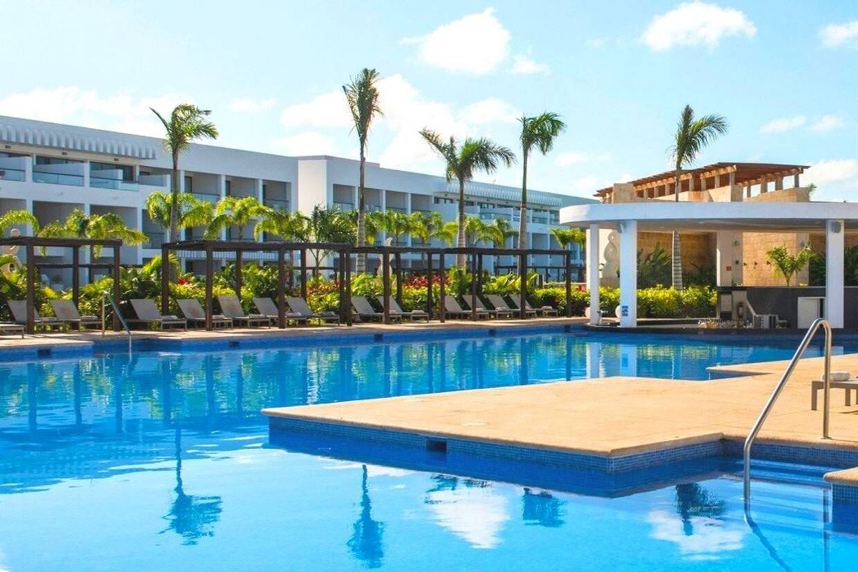 Piscine - Platinum Yucatan Princess 5* Playa Del Carmen MEXIQUE