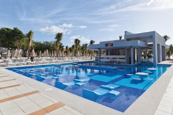 Piscine - Riu Palace Mexico 5* Cancun Mexique