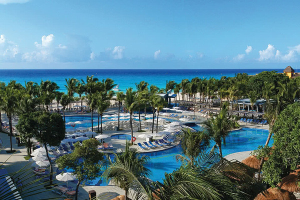 Piscine - Riu Yucatan