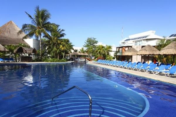 Piscine - Hôtel Sandos Caracol Eco Resort 5*