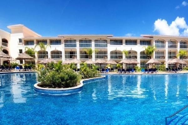 Piscine - Hôtel Sandos Playacar Beach Resort 5* Cancun Mexique
