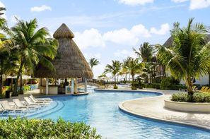 Mexique-Cancun, Hôtel The Reef Coco Beach
