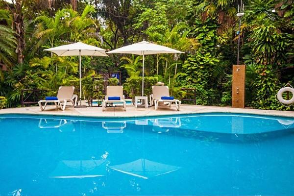 Piscine - Hôtel Tukan Beach Club 3* sup