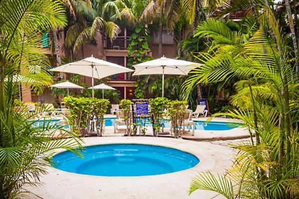 Piscine - Tukan Beach Club 3*Sup Playa Del Carmen MEXIQUE