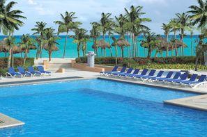 Mexique-Cancun, Hôtel Viva Wyndham Azteca