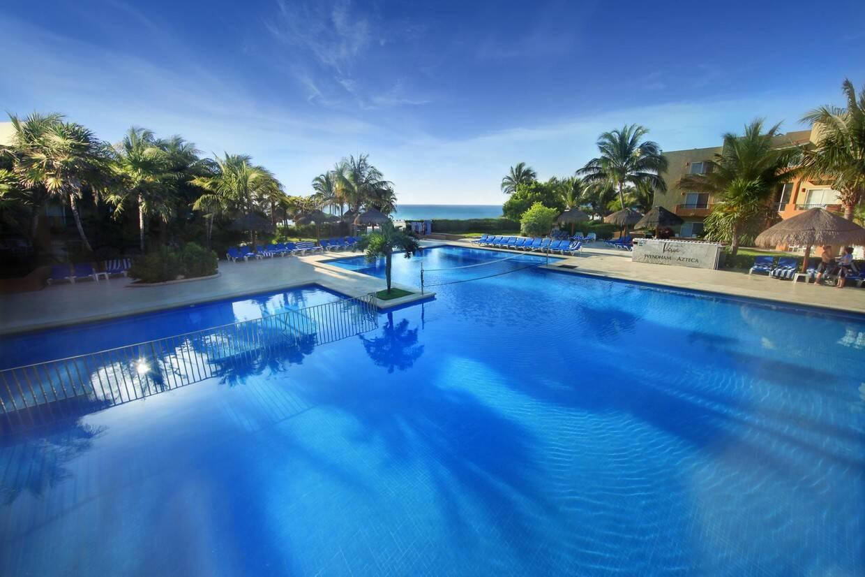 Piscine - Viva Wyndham Azteca 4* Playa Del Carmen MEXIQUE