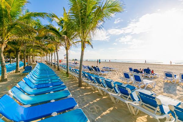 Plage - Framissima Viva Wyndham Maya 4* Cancun Mexique