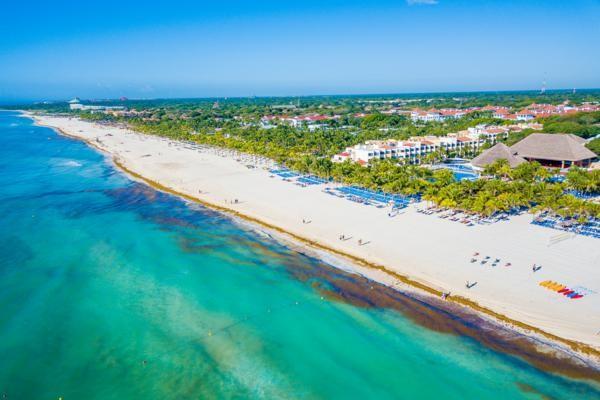 Plage - Club Framissima Viva Wyndham Maya 4* Cancun Mexique