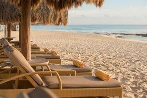 Mexique-Cancun, Hôtel Iberostar Paraiso Beach
