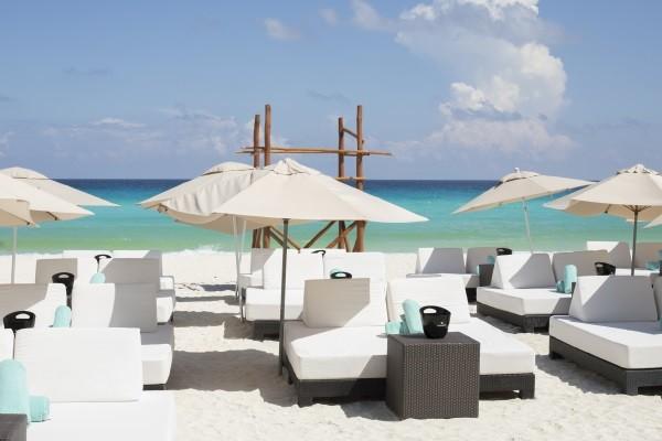 Plage - Melody Maker Cancun 5* Cancun Mexique