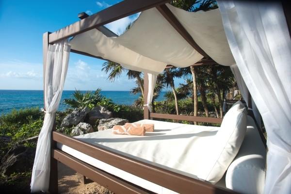 Plage - Occidental at Xcaret Destination 5* Playa Del Carmen MEXIQUE
