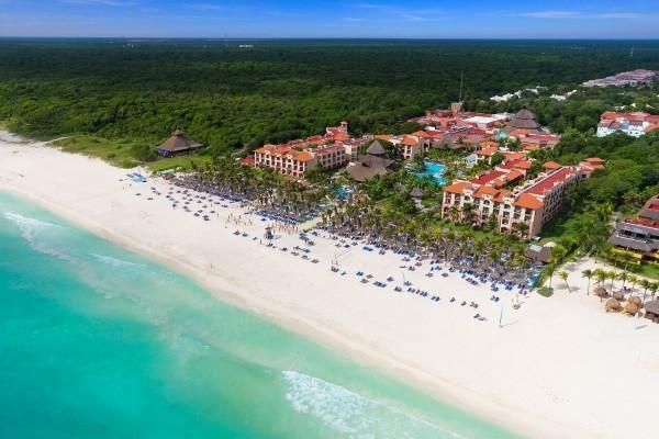 Plage - Hôtel Sandos Playacar Beach Resort 5*