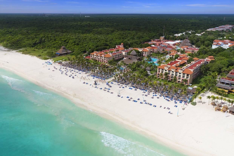 Plage - Sandos Playacar Beach Resort 5* Playa Del Carmen MEXIQUE