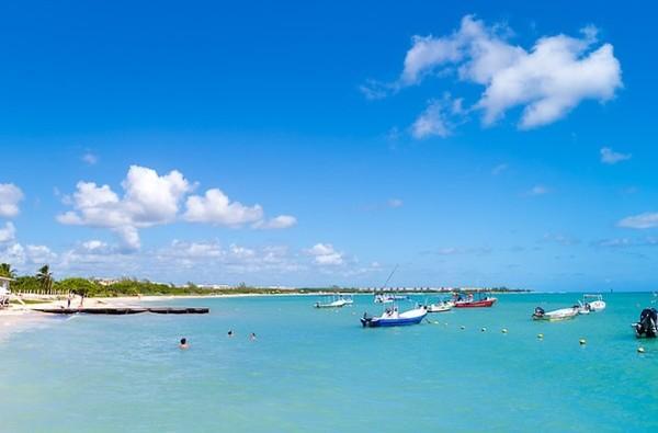 Plage - Hôtel The Reef Coco Beach 4* Cancun Mexique